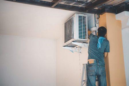 sửa máy lạnh tại mộ đức