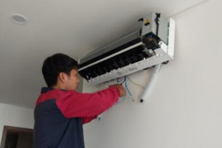 Huy Phong là địa chỉ uy tín để sửa máy lạnh ở huyện Đức Phổ