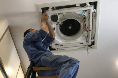 Huy Phong sửa máy lạnh ở huyện Bình Sơn, tỉnh Quảng Ngãi
